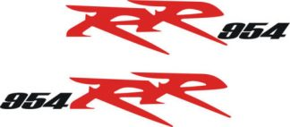 Have one to sell? Sell it yourself Details about Honda CBR 954 RR Rear Fairing Decal Set 2002-06 - GraphicsPlus123.com